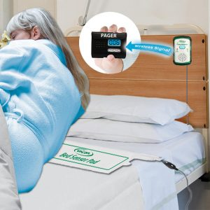 Bed Alarm with Pager Bed Exit Alarm Systems