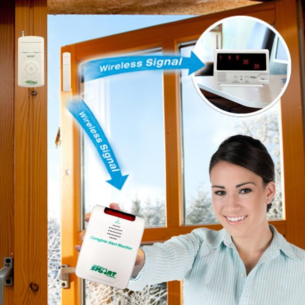 Replacement Door or Window Exit Alarm Central Monitoring
