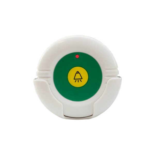 Quiet and Cordless Bed Exit Alarm System with Remote Reset Button Bed Exit Alarm Systems