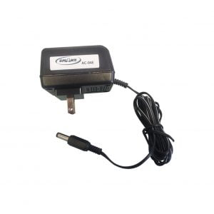Power Adapter for 433-EC Fall Prevention Monitors (3-C size batteries) Power Adapters & Misc Accessories