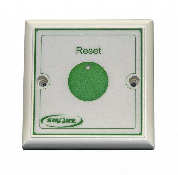 Wireless Wall Mount Reset Button for Door Power Adapters & Misc Accessories