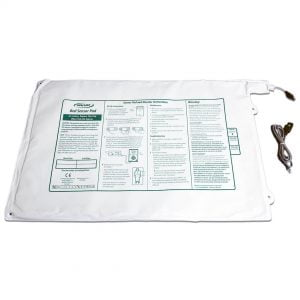 Bed Sensor Pad 20″x30″ w/ SafeTRelease Cord (1 Year Warranty) Corded Pads and Mats
