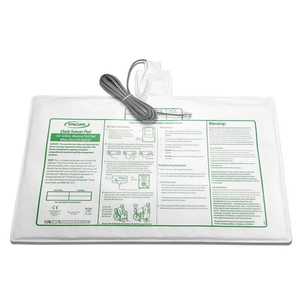 Chair Sensor Pad 10″x15″ (1 Year Warranty) Corded Pads and Mats