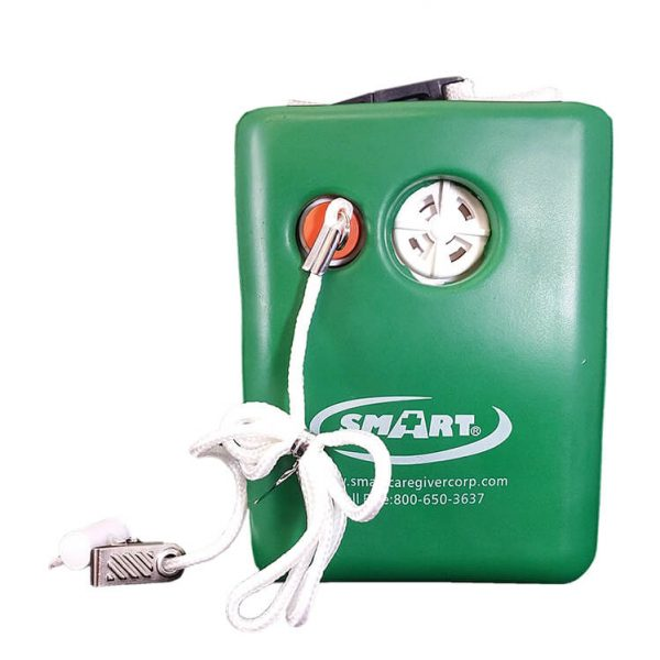 Basic Pull-String Monitor with Magnet Switch Discount Alarms! Comes with Same Smart Caregiver Warranty