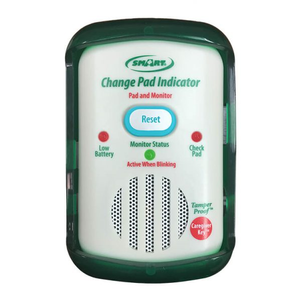 Change Pad Indicator™ FallGuard Monitor Monitors and Alarms