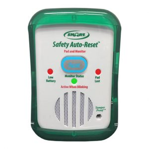 Safety Auto-Reset FallGuard Monitor with Choice of Sensor Pads – Bundle You Can Personalize Create Your Own System