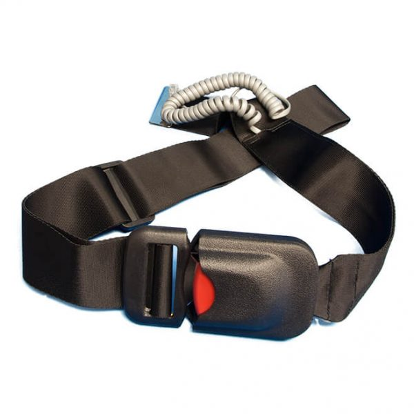 Quick Release Seat Belt with Push Button Wheelchair Seatbelts