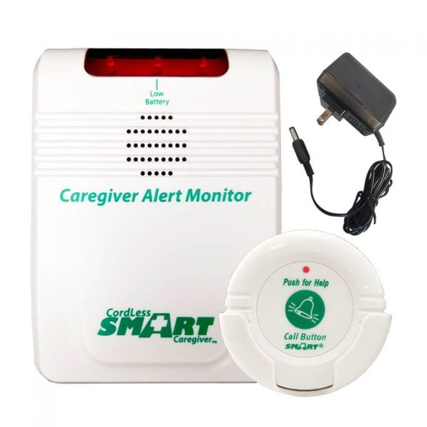 Wireless Alarm with Call Button Caregiver Call Systems