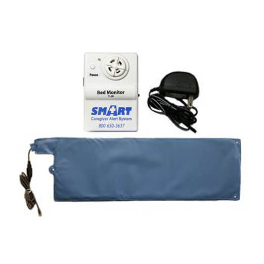 Low Cost Exit Alarm Monitor with Choice of Sensor Pads Discount Alarms! Comes with Same Smart Caregiver Warranty