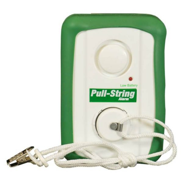 Basic Pull-String Monitor Discount Alarms! Comes with Same Smart Caregiver Warranty