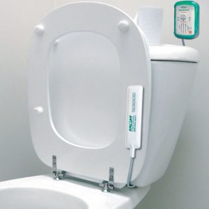 Tidy Toilet Sensor Pads 5-Pack by Smart Caregiver (30 Day Warranty) Corded Pads and Mats