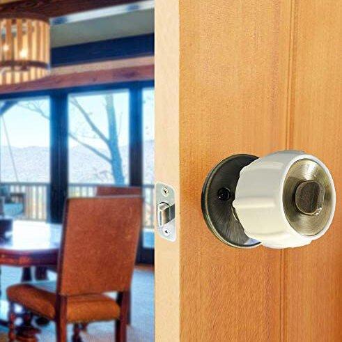 Door Knob Grip – Easy Open for Arthritis & Senior Living Daily Aids